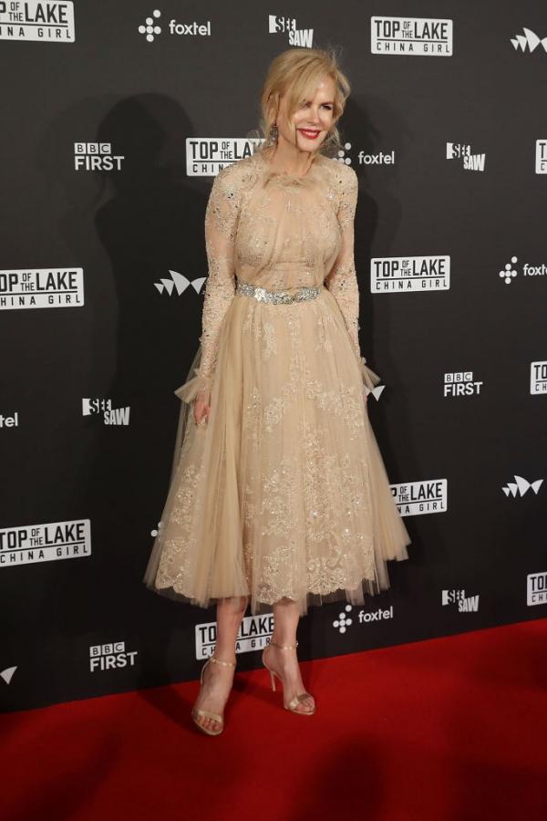 Της Nicole Kidman